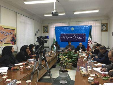 نشست خبري شهردار بسطام با اصحاب رسانه برگزار شد